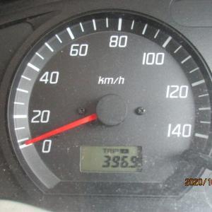 燃費記録&走りが重たくなった原因
