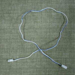 非電化支線の電気配線の復旧