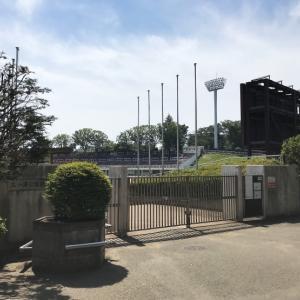 三ツ沢公園陸上競技場