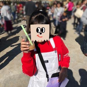 小学校のお祭り♡.・