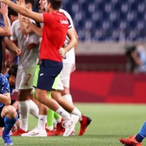 <乗り越えられない壁など無いと信じたい・・・>U24日本代表対スペイン戦を振り返る(その1)