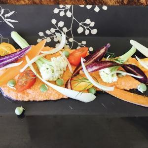 【野菜が主役】スペイン発ロメスコソースをローフードで!