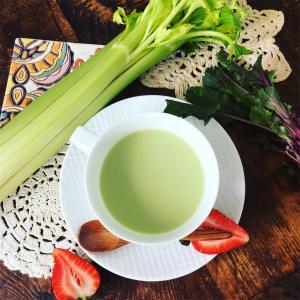 【完璧なロースープ】クリーミィセロリスープ