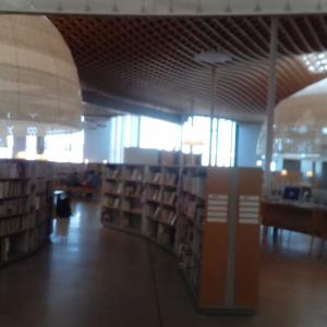 岐阜の図書館「みんなの森」