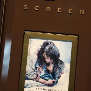 にゃんこ 久しぶりの映画館