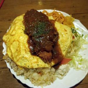 姫路に行ったらカフェ・ド・ムッシュさん、すべてがデフォルトでと特盛りw