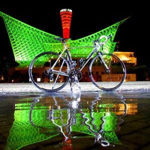 自転車は撮り物