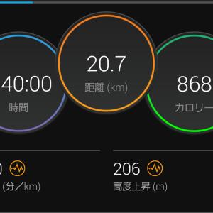 第2子の性別&消耗した100分間jog