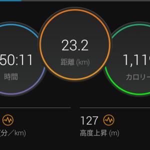 あと1kg痩せたい&110分間jog