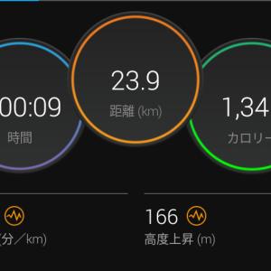 へろへろ120分間jog