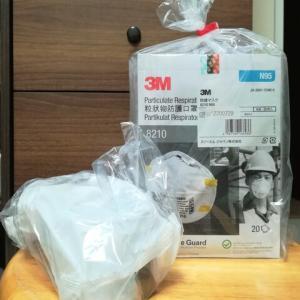 N95マスク購入