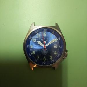 Kentex 腕時計 航空自衛隊 JASDFモデル S455M-02