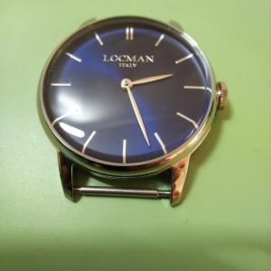 locman 1960 イチキューロクゼロ ソロテンポ Ref.251