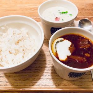 今日のお昼はSoupstock東京。