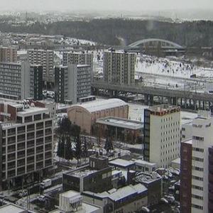 降雪・強風・冬到来
