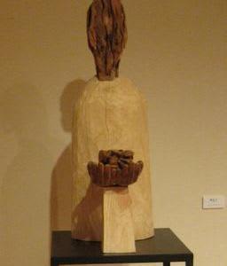 北村哲朗彫刻展