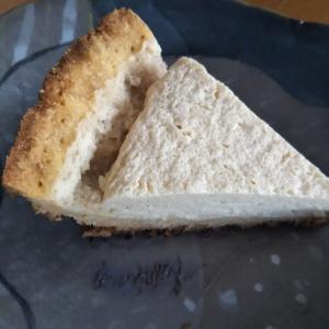 炊飯器でチーズケーキ作り モノが少ないと料理もラク 捨て作業は若いうちに