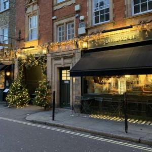 ロンドンのMaryleboneハイストリートに行ってみよう