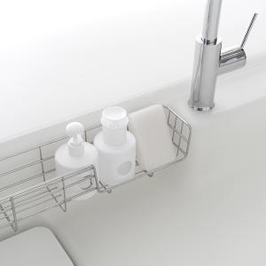 食器洗いの悩みを解決!シンクとスポンジと収納のビフォーアフター。