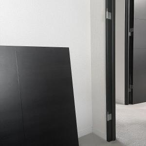 ついに寝室ドアをコンクリート風にリメイク【DIY】