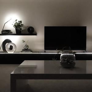 狭い部屋、シンプルな部屋にオススメ『隠す照明』(間接照明)