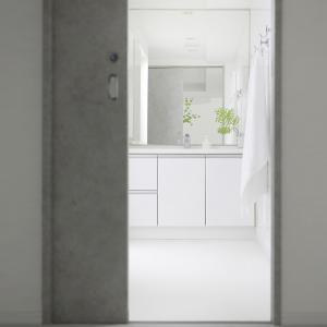 洗面所の収納 全公開と、家事時短の為のひと手間