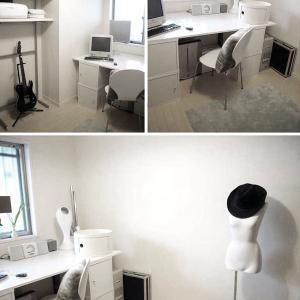 シンプルな暮らしに収納スペースは要らない。物置部屋のビフォーアフター