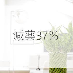 【減薬37%】病院で報告