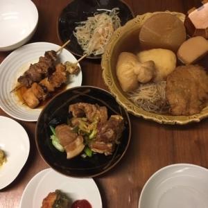 「砂町銀座商店街」のお惣菜の夕ごはん