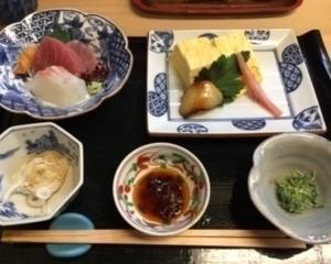 「喜久政」 だし巻玉子とか炊き合わせの京料理屋のランチ