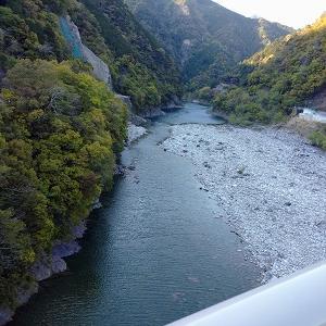 浦川「河内裏」、今シーズンは車で入れます