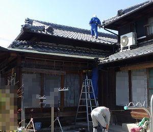 京都府宇治市のイタチ駆除現場とブログ再開【人気記事にて再アップ♪】