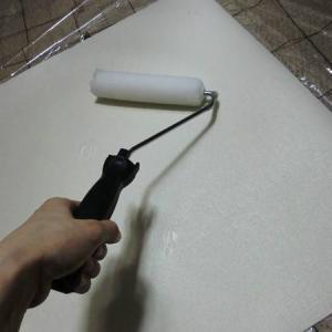 マルチエアコンをやめたので、壁穴の後始末。壁紙・壁穴補修 完全DIY!2/2