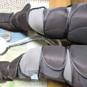 最高の癒しを得られる。パナソニック エアーマッサージャー レッグリフレ EW-RA98 太ももまであるから抜群に癒される。ひざ裏まで至れり尽くせりで、足のむくみを解消しよう。