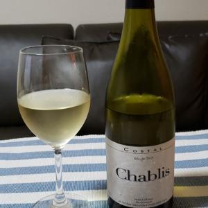 白ワインの定番すっきりとして飲みやすいシャブリ!コスタル・シャブリ