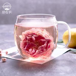 女性の味方、墨紅バラ茶(百度知道)