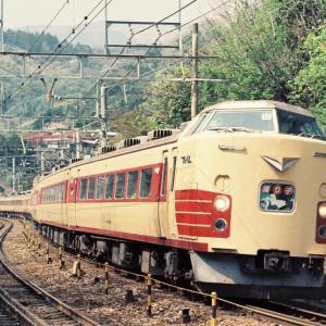 (183系踊り子号)夏が来れば思い出す。。。。あの列車