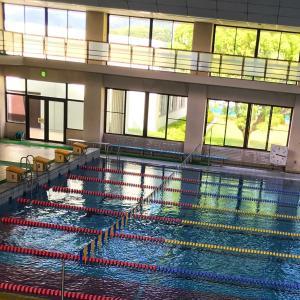 短期水泳教室【3日目】