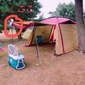 キャンプでご愛用ガスランタンで燃えちゃった。ガスランタンの注意点