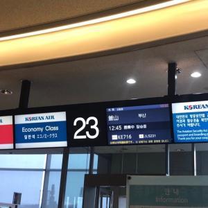 またまた釜山へ