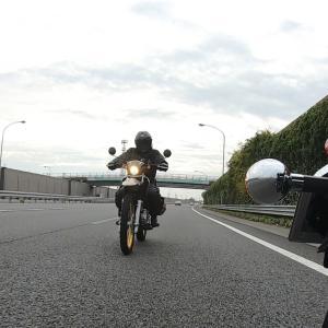 久しぶりのバイクツアー