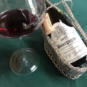 Bourgogne Rouge 2017(Guillard)