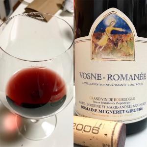 Vosne-Romanee2006(Mugneret-Gibourg