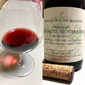 Chassagne-Montrachet 1er Morgeot Monopole Clos de la Chapelle 2012(Louis Jadot)