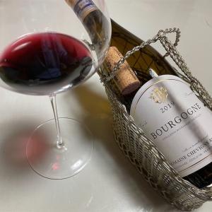 Bourgogne Rouge 2019(Chevigny-Rousseau)
