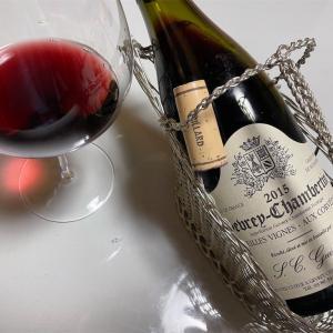 Gevrey-Chambertin aux Corvees Vieilles Vignes2015 (Guillard)
