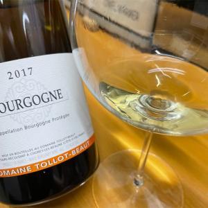 Bourgogne Blanc2017(TOLLOT BEAUT)