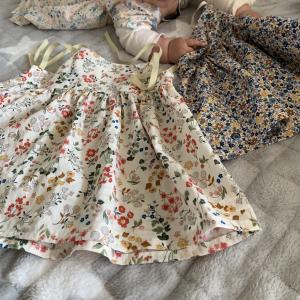 着用画👗三つ編みひものチュニック