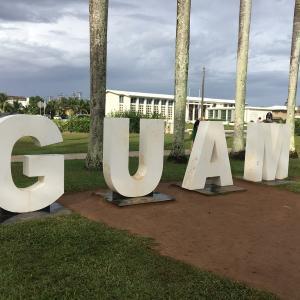 グアム旅行記録✈️ハガニア散策とチャモロヴィレッジ