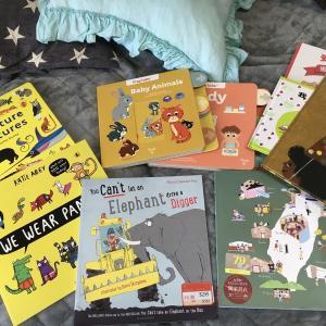 台湾土産 🎁 何故か台湾で英語絵本を爆買い